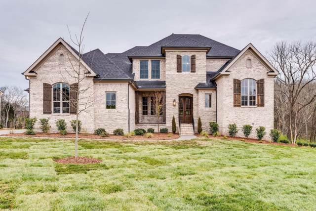 1853 Pageantry Circle #106, Brentwood, TN 37027 (MLS #RTC2111039) :: Berkshire Hathaway HomeServices Woodmont Realty