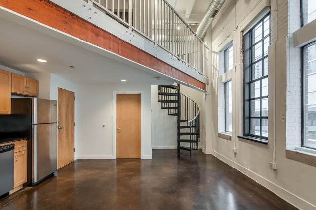 239 5th Ave N #602, Nashville, TN 37219 (MLS #RTC2111057) :: Village Real Estate