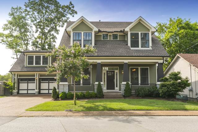 522 Acklen Park Dr, Nashville, TN 37209 (MLS #RTC2111128) :: Village Real Estate