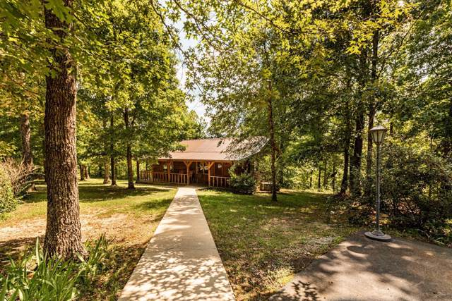 122 Emerald Dr, Hohenwald, TN 38462 (MLS #RTC2111196) :: Nashville on the Move