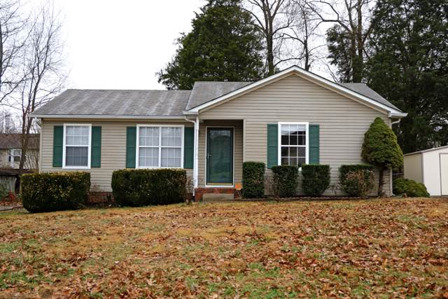 2821 Summertree Ln, Clarksville, TN 37040 (MLS #RTC2111440) :: Team Wilson Real Estate Partners