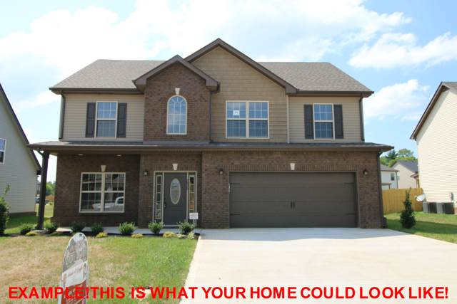 178 The Groves At Hearthstone, Clarksville, TN 37040 (MLS #RTC2111498) :: HALO Realty