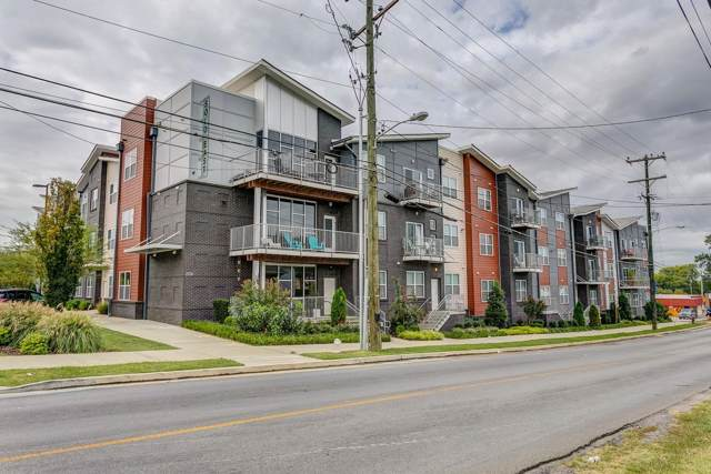 1118 Litton Ave Apt 203 #203, Nashville, TN 37216 (MLS #RTC2111504) :: The Group Campbell powered by Five Doors Network