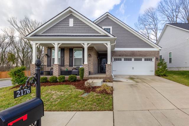 2176 Hickory Brook Dr, Hermitage, TN 37076 (MLS #RTC2111517) :: Village Real Estate
