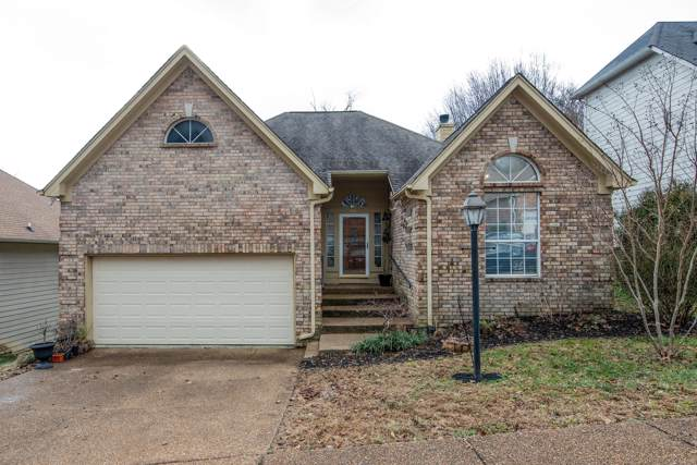 3421 Parkwood Ct, Hermitage, TN 37076 (MLS #RTC2111543) :: Village Real Estate