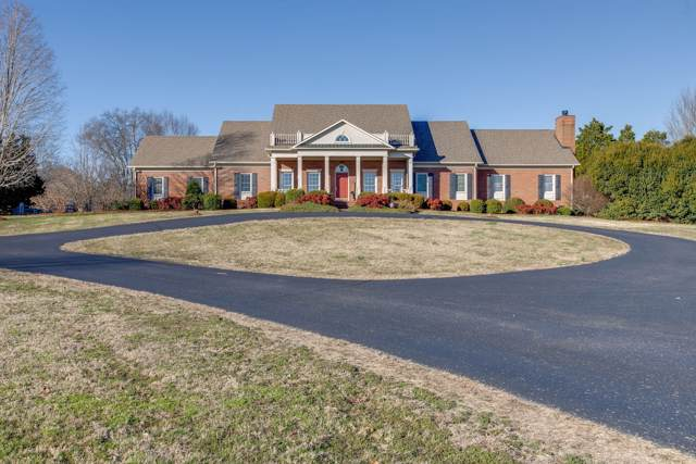 406 Yokley Rd, Lynnville, TN 38472 (MLS #RTC2111556) :: Felts Partners