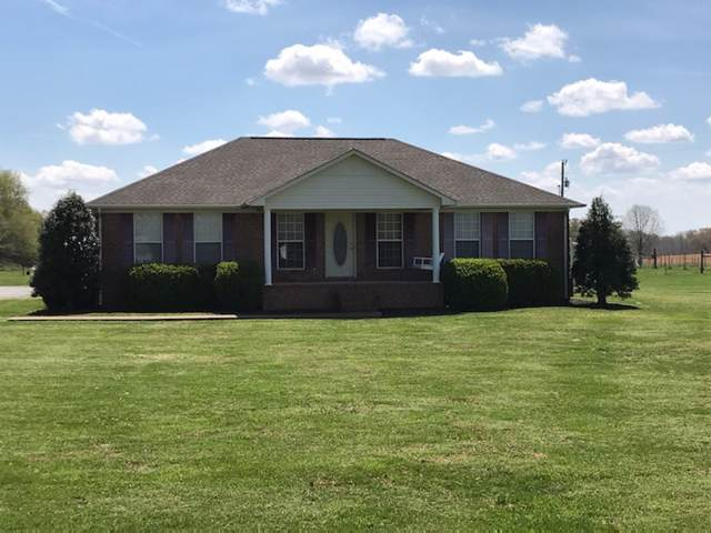 397 Hudson Rd, Lawrenceburg, TN 38464 (MLS #RTC2111565) :: Nashville on the Move