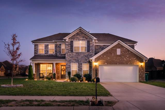 1623 Lantana Dr, Thompsons Station, TN 37179 (MLS #RTC2111615) :: John Jones Real Estate LLC