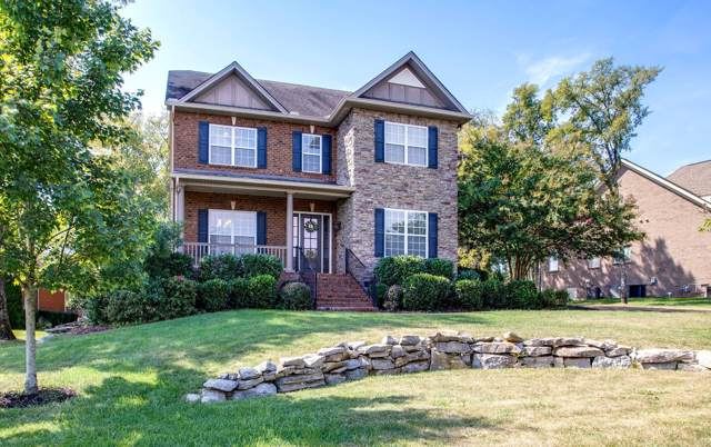 1417 Wolf Creek Dr, Nolensville, TN 37135 (MLS #RTC2111910) :: Nashville on the Move
