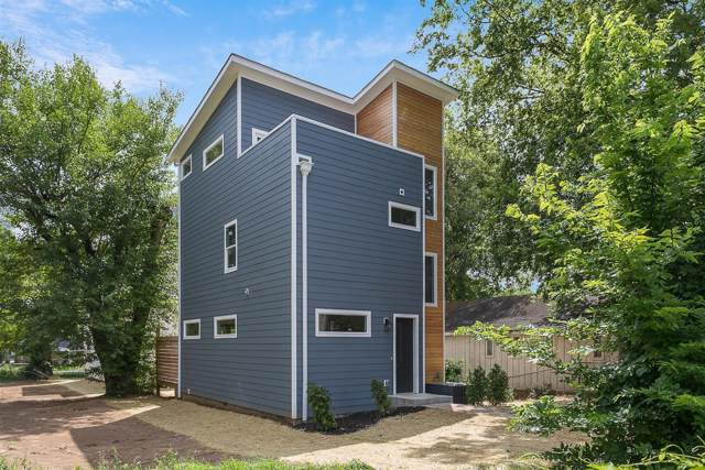 1044A 2nd Ave. South, Nashville, TN 37210 (MLS #RTC2112029) :: RE/MAX Homes And Estates