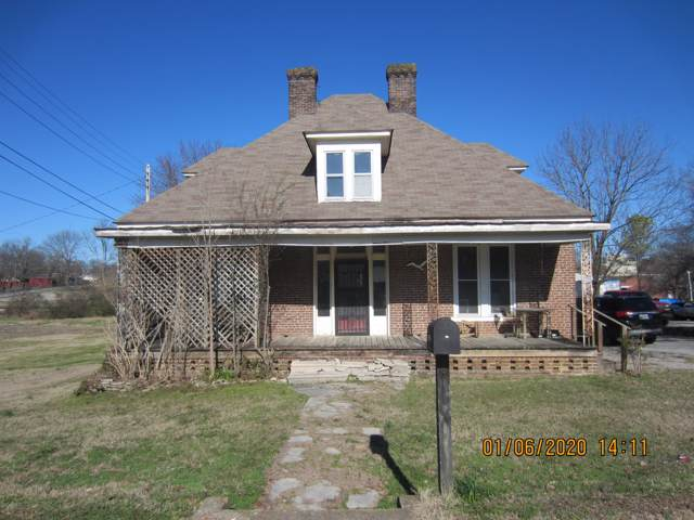 642 W Commerce St W, Lewisburg, TN 37091 (MLS #RTC2112040) :: RE/MAX Homes And Estates
