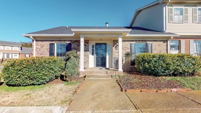 701 Brentwood Pt, Brentwood, TN 37027 (MLS #RTC2112085) :: The Kelton Group