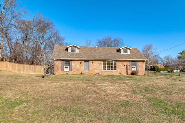 2038 Hickory Hill Ln, Hermitage, TN 37076 (MLS #RTC2112118) :: Village Real Estate