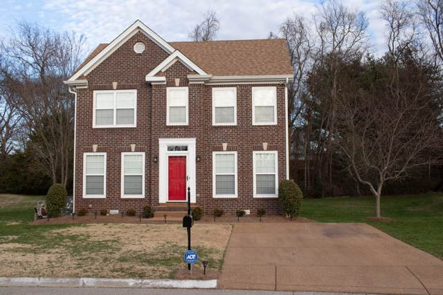 1324 Branchside Ct, Thompsons Station, TN 37179 (MLS #RTC2112259) :: The Easling Team at Keller Williams Realty