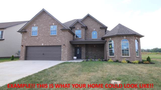 121 The Groves At Hearthstone, Clarksville, TN 37040 (MLS #RTC2112495) :: HALO Realty