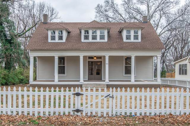 903 N 14Th St, Nashville, TN 37206 (MLS #RTC2112511) :: Team Wilson Real Estate Partners