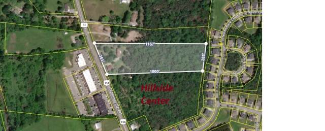 7172 Nolensville Rd, Nolensville, TN 37135 (MLS #RTC2112532) :: Team Wilson Real Estate Partners