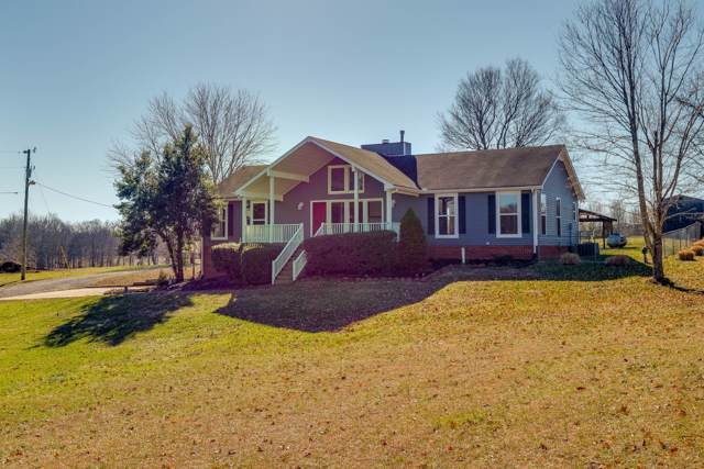 1107 Old Clarksville Pike, Pleasant View, TN 37146 (MLS #RTC2112719) :: Village Real Estate