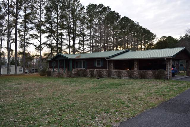 1310 Taylor Rd, Manchester, TN 37355 (MLS #RTC2112735) :: Village Real Estate