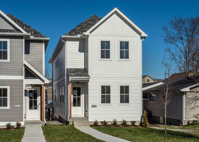 5304A Indiana Ave, Nashville, TN 37209 (MLS #RTC2112744) :: DeSelms Real Estate