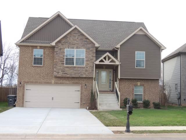 1007 Barnhill Rd, Clarksville, TN 37043 (MLS #RTC2112778) :: Hannah Price Team