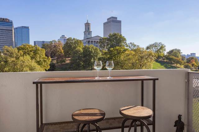 510 Gay Street #904, Nashville, TN 37219 (MLS #RTC2112781) :: RE/MAX Homes And Estates