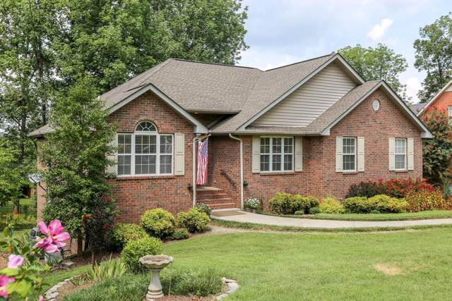 428 Saint Francis Ave, Smyrna, TN 37167 (MLS #RTC2112782) :: Village Real Estate