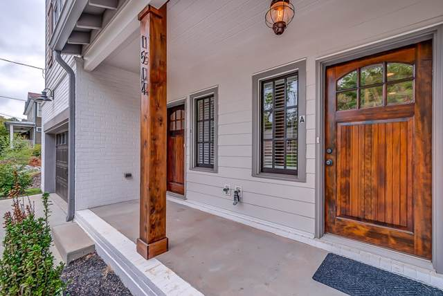 1514A Kirkwood Ave A, Nashville, TN 37212 (MLS #RTC2112789) :: The Miles Team | Compass Tennesee, LLC
