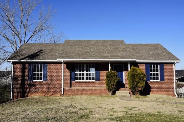 1011 Monica Dr, Clarksville, TN 37042 (MLS #RTC2112840) :: Team Wilson Real Estate Partners