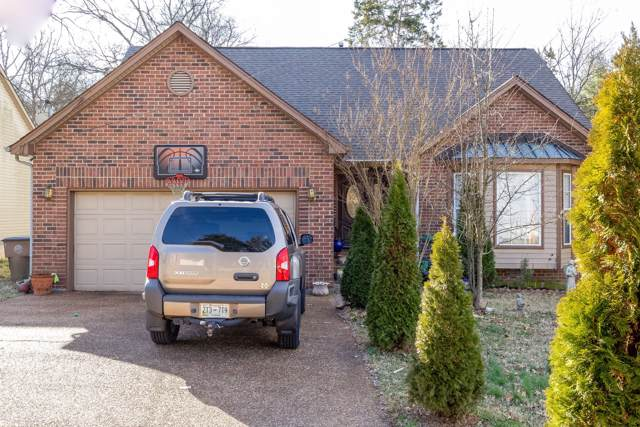 713 Lake Terrace Dr, Nashville, TN 37217 (MLS #RTC2112855) :: Katie Morrell | Compass RE