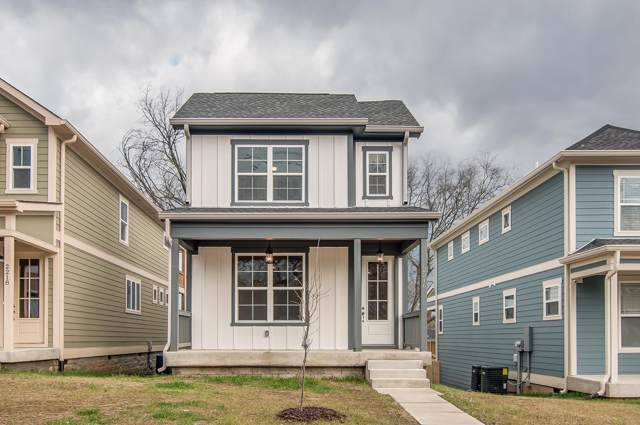 2216 24Th Ave N, Nashville, TN 37208 (MLS #RTC2112867) :: The Miles Team | Compass Tennesee, LLC