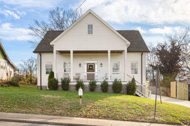 948 W Greenwood Ave, Nashville, TN 37206 (MLS #RTC2112889) :: Village Real Estate