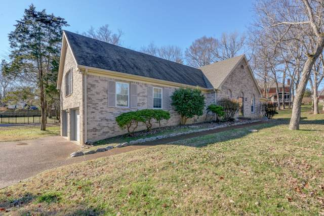 6709 N Creekwood Dr, Brentwood, TN 37027 (MLS #RTC2112946) :: Armstrong Real Estate