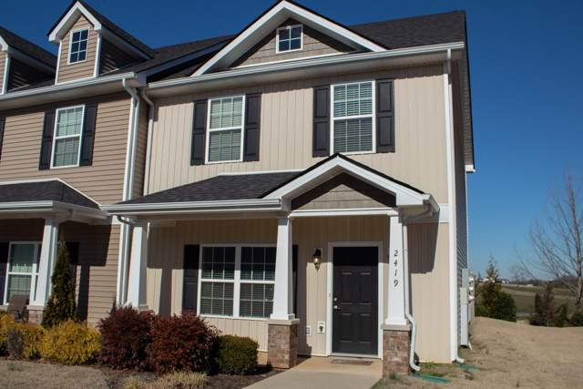 2419 New Holland Cir, Murfreesboro, TN 37128 (MLS #RTC2112977) :: John Jones Real Estate LLC