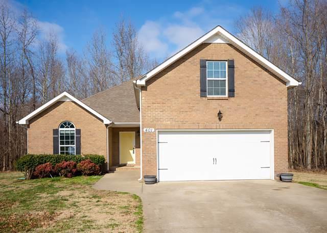 401 Piney Dr, Clarksville, TN 37042 (MLS #RTC2112980) :: Nashville on the Move