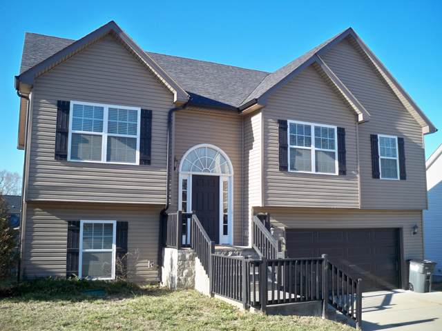 1128 Meachem Dr, Clarksville, TN 37042 (MLS #RTC2113065) :: RE/MAX Homes And Estates