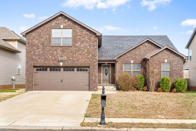 1411 Raven Road, Clarksville, TN 37042 (MLS #RTC2113116) :: The Kelton Group