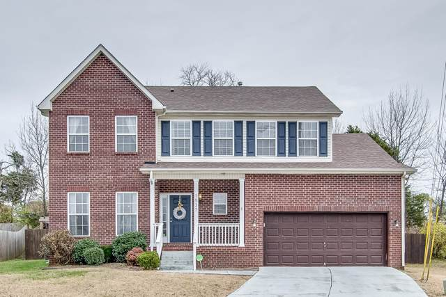 1537 Beaus Way, Madison, TN 37115 (MLS #RTC2113200) :: Berkshire Hathaway HomeServices Woodmont Realty