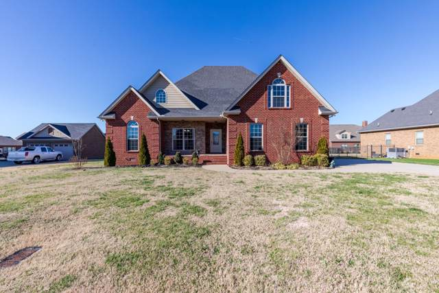 5113 General Patton Ave, Murfreesboro, TN 37129 (MLS #RTC2113306) :: Team George Weeks Real Estate