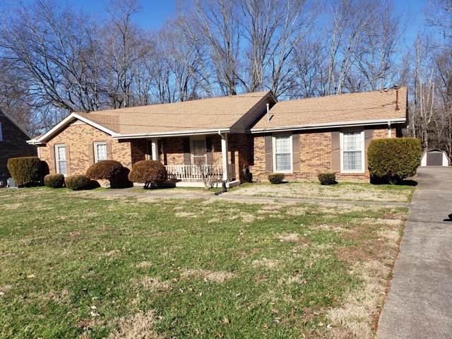 607 Fox Ridge Dr, Clarksville, TN 37042 (MLS #RTC2113346) :: REMAX Elite