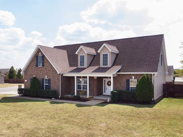 1707 Antebellum Dr, Murfreesboro, TN 37128 (MLS #RTC2113355) :: Ashley Claire Real Estate - Benchmark Realty