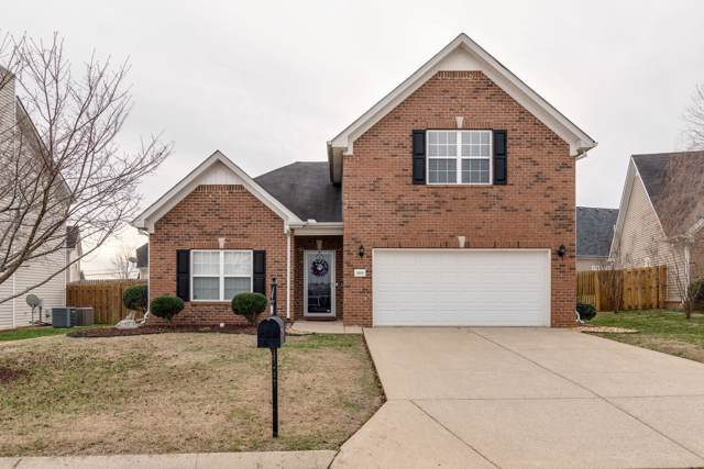 3009 Soaring Eagle Way, Spring Hill, TN 37174 (MLS #RTC2113419) :: Maples Realty and Auction Co.