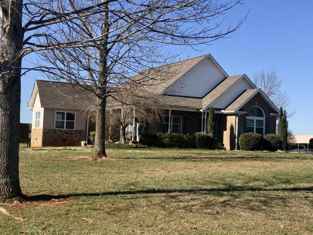 1255 Arnold Farm Rd, Winchester, TN 37398 (MLS #RTC2113440) :: Christian Black Team