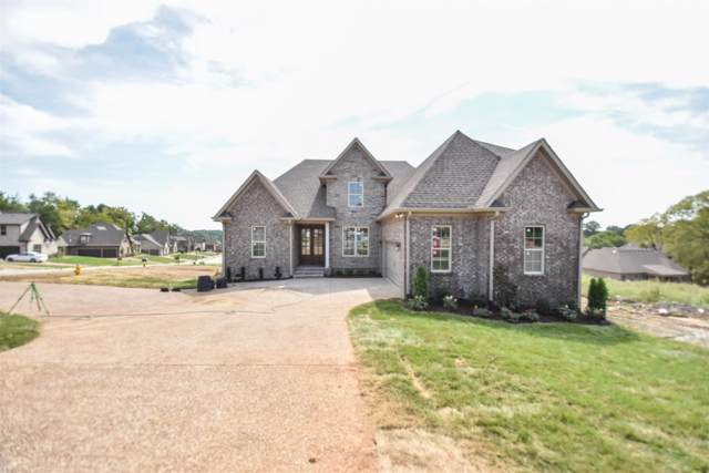 1108 Luxborough Dr, Hendersonville, TN 37075 (MLS #RTC2113488) :: The Kelton Group