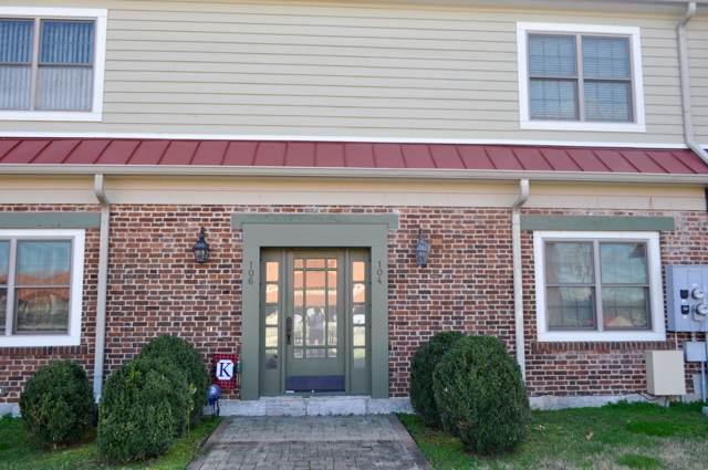 56 Rambo Road #104, Fayetteville, TN 37334 (MLS #RTC2113493) :: Team Wilson Real Estate Partners