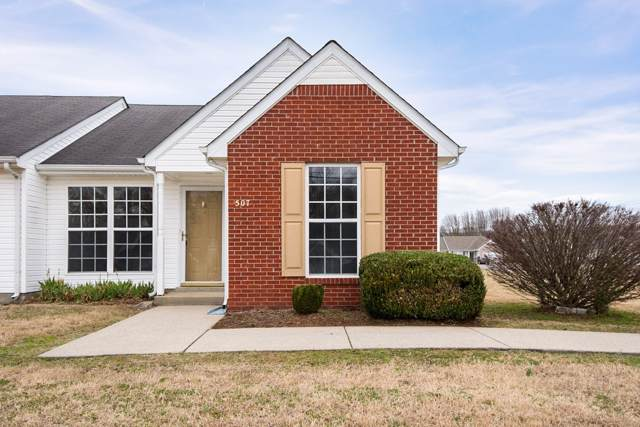507 Mckean Dr, Smyrna, TN 37167 (MLS #RTC2113599) :: REMAX Elite