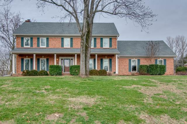 300 Ridgetop Ct, Franklin, TN 37067 (MLS #RTC2113668) :: The Miles Team | Compass Tennesee, LLC