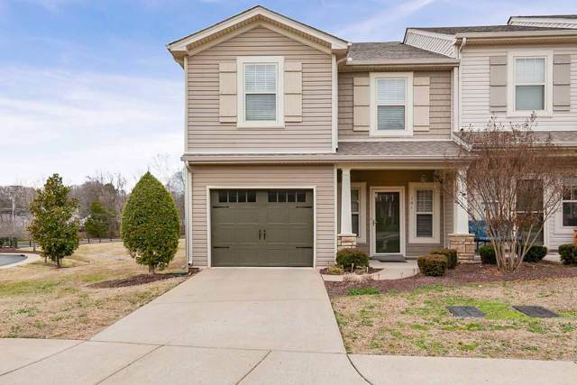 735 Tulip Grove Rd Apt 101 #101, Hermitage, TN 37076 (MLS #RTC2113722) :: Village Real Estate