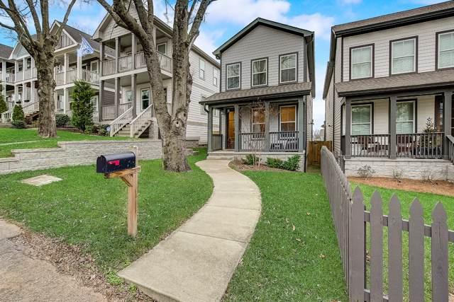 4613 Kentucky Ave, Nashville, TN 37209 (MLS #RTC2113753) :: DeSelms Real Estate