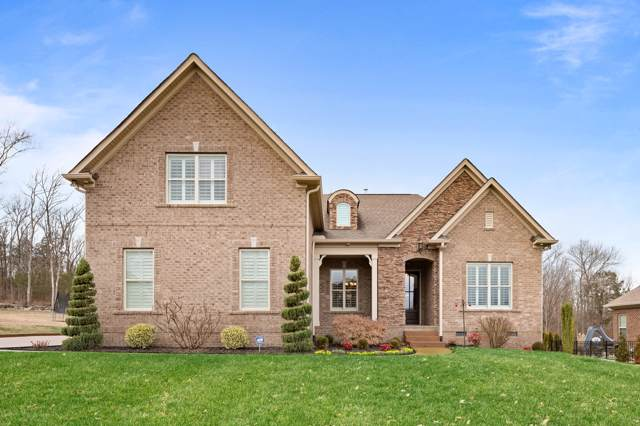 812 Tall Oak Trl, Mount Juliet, TN 37122 (MLS #RTC2113755) :: Black Lion Realty